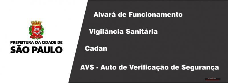 Alvará de Funcionamento de Empresa em São Paulo na Consolação - Alvará para Funcionamento de Empresa
