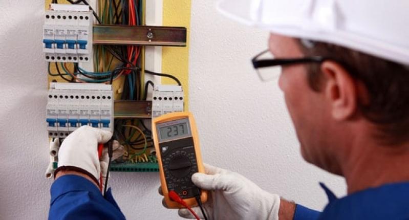 Laudo Elétrico das Instalações Itaquaquecetuba - Laudo de Instalações Elétricas Indústria