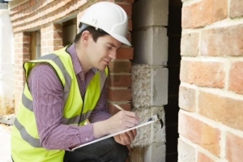 Laudos de Segurança Estrutural Vinhedo - Laudo Estrutural Edificação