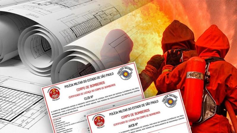 Orçamento de Projeto Técnico do Avcb Santa Efigênia - Digitalização Projeto Combate a Incêndio Avcb