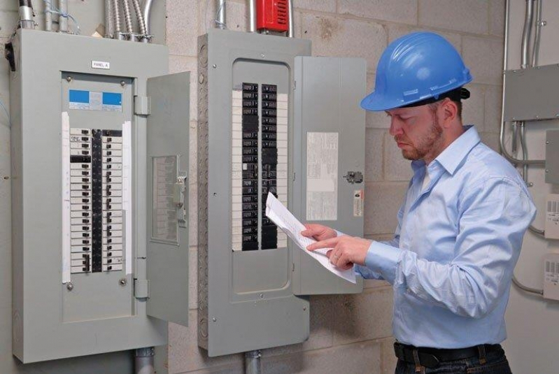Quanto Custa Laudo Técnico Aterramento Elétrico Campo Limpo - Laudo de Instalações Elétricas Indústria
