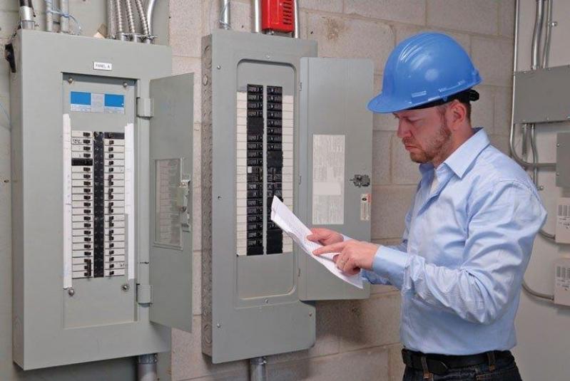 Quanto Custa Laudo Técnico Aterramento Elétrico Jardins - Laudo de Elétrica