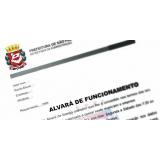 alvarás de funcionamentos para microempresa Vila Carrão