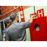 comprar extintor de incêndio preço em Jacareí