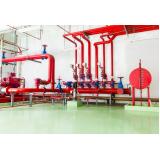 custo de sistema de incêndio industrial Itapevi