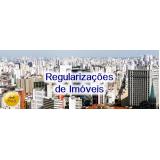 custo para regularização de imóveis em Santos