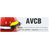 empresa de auto de vistoria do corpo de bombeiros na Vila Buarque