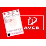 empresa de laudo elétrico avcb Campo Belo