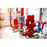 empresa de sistema contra incêndio industrial Alphaville