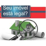 regularização de imóvel residencial Lapa