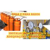 serviço de laudo técnico das instalações elétricas Perdizes