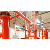 sistema contra incêndio industrial orçar Tucuruvi