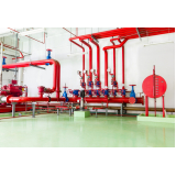 sistema de incêndio empresa