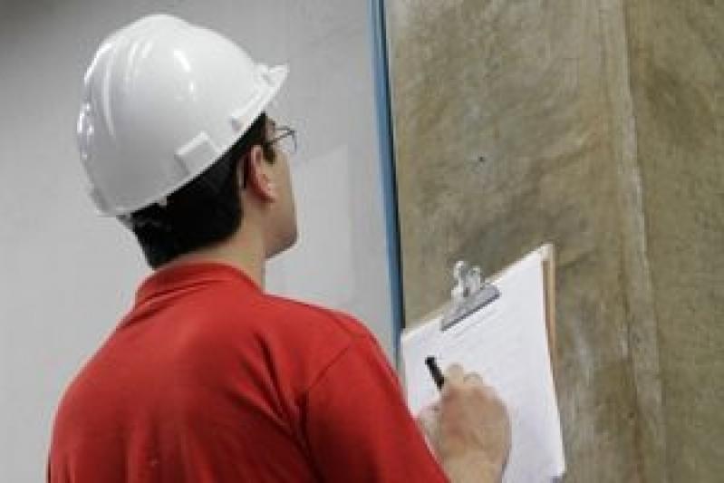 Valor de Laudo Estrutural Edificação Brás - Laudo de Inspeção Estrutural
